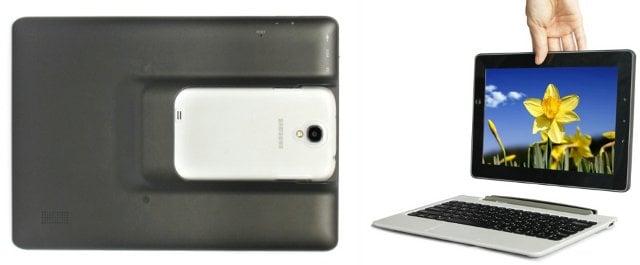 Tabletowo.pl Migoal TransMaker: zmień Samsung Galaxy S3/S4 w tablet Akcesoria Koncepcje Nowości