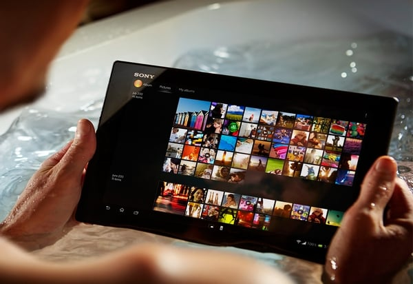 Tabletowo.pl Nagrody EISA: Sony Xperia Tablet Z okrzyknięty Europejskim Tabletem Roku Ciekawostki Sony