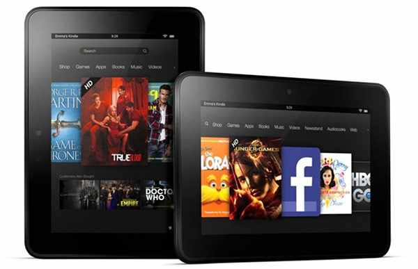 Nowy Kindle Fire HD jednak z procesorem MediaTek?