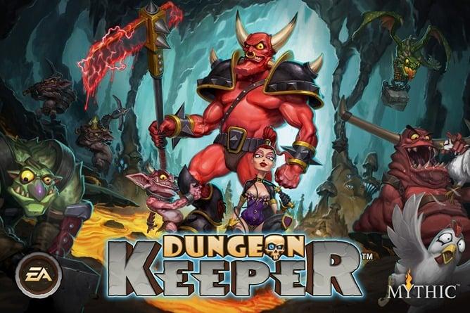 Tabletowo.pl Dungeon Keeper na Androida i iOS jeszcze w tym roku Aplikacje Apple