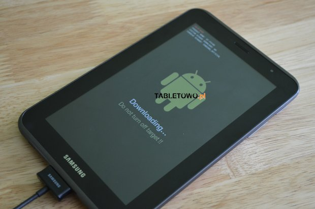 Poradnik: jak zaktualizować tablet Samsunga przez Odin?