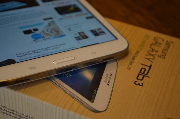 Recenzja tabletu Samsung Galaxy Tab 3 8.0