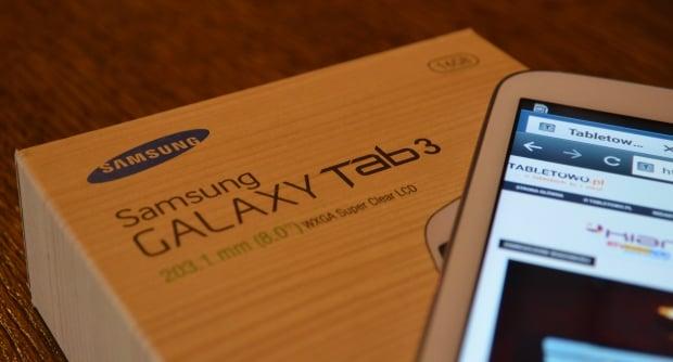 recenzja samsung galaxy tab 3 8.0
