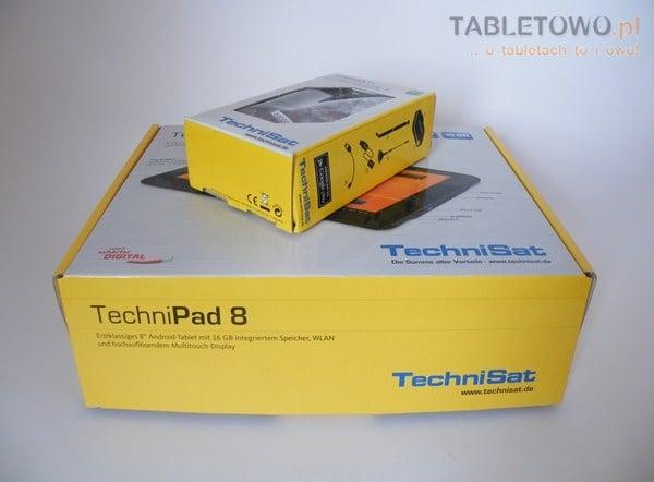 Recenzja tabletu Technisat Technipad 8 i odbiornika DVB-T TechniStick T1 18