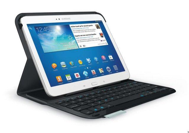 Logitech prezentuje akcesoria dla Galaxy Tab 3 18