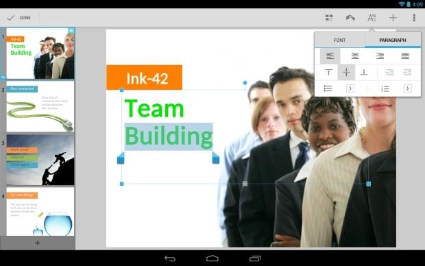 Quickoffice za darmo na Androida i iOS