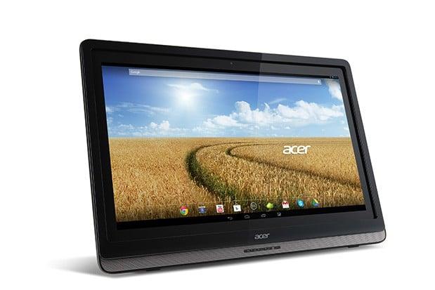"Acer DA241HL: 24"", Nvidia Tegra 3 i Android 4.2.2 Jelly Bean za 429 euro 31"