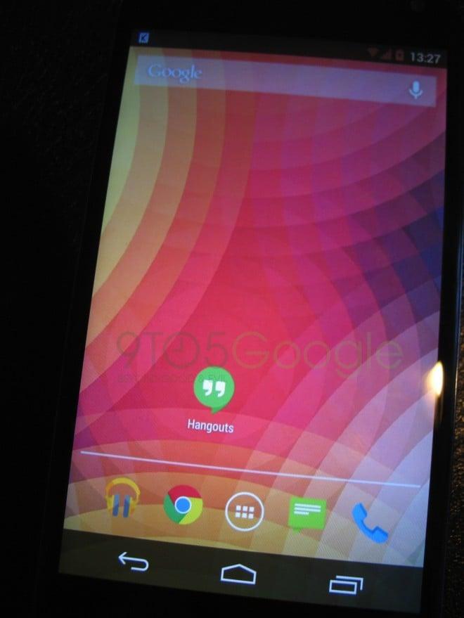 Android 4.4 KitKat - pierwsze screeny