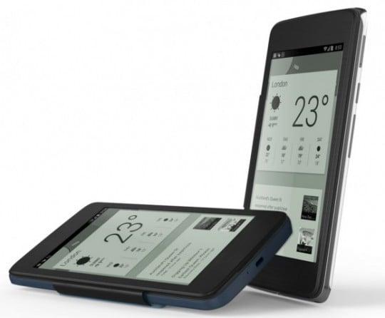"""Alcatel One Touch Hero oficjalnie: 6"""", rysik i etui z ekranem E Ink 28"""