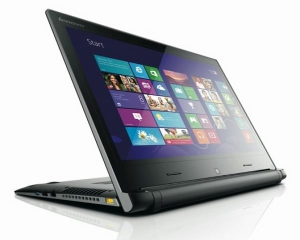 Tabletowo.pl Lenovo Flex 14, 15 oraz 20: kolejne dotykowe hybrydy i all-in-one z Windows 8 Nowości