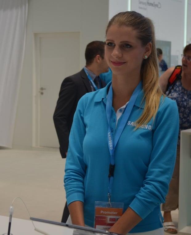 Kobiety IFA 2013