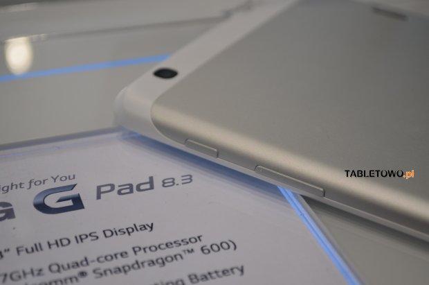 LG G Pad 8.3 - pierwsze wrażenia z IFA 2013