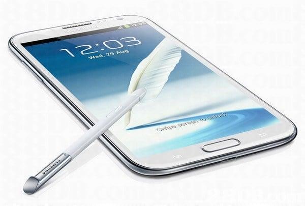 Android 4.3 dla Samsunga Galaxy Note 2 w październiku