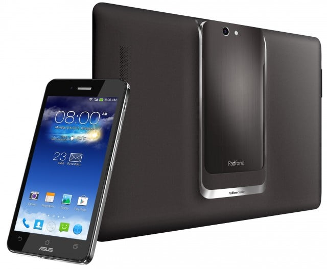 Nowy Asus Padfone Infinity