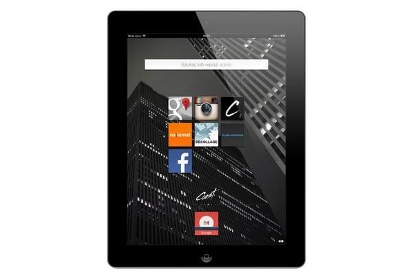 Opera Coast: nowa, intuicyjna przeglądarka internetowa dla iPada 26