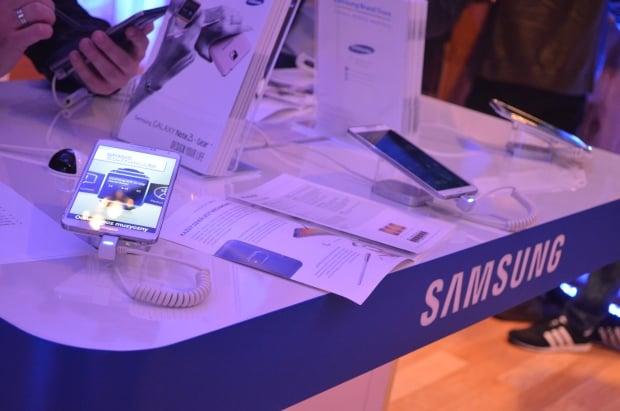 Samsung Galaxy Note 3 w Polsce od 1 października w cenie 2999 złotych