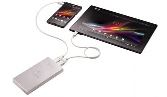 Sony przedstawia CP-F5 i CP-F10L, przenośnie ładowarki dla telefonów i tabletów 28