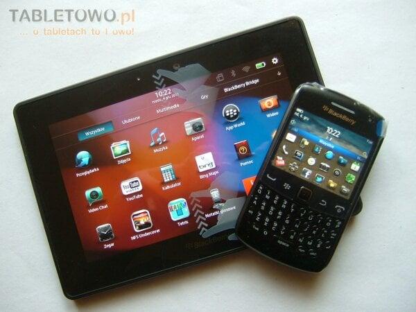Tabletowo.pl BlackBerry szykuje drobną aktualizację oprogramowania dla PlayBooka Aktualizacje BlackBerry Nowości