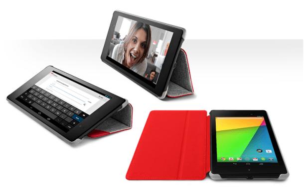 Tabletowo.pl Oficjalne etui dla Google Nexusa 7 (2013) w sprzedaży za 50 dolarów Akcesoria Nowości