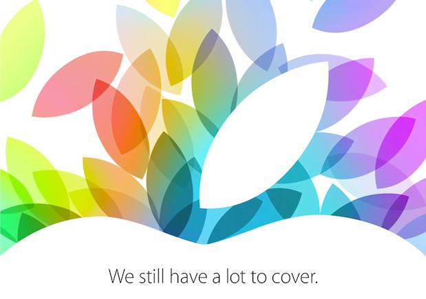 Tabletowo.pl Apple zaprasza na prezentację nowych iPadów Apple Plotki / Przecieki