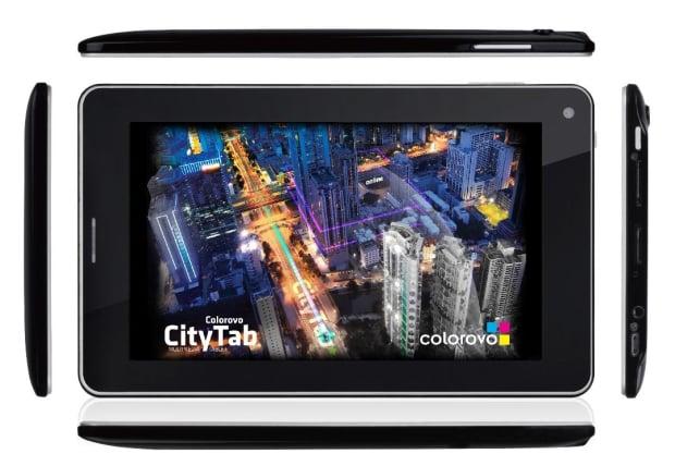 """Colorovo CityTab Lite 7"""" 3G GPS za 499 złotych"""