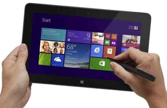 Dell Venue 8 Pro i Venue 11 Pro z Windows 8.1