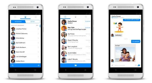 Nowy Messenger od Facebooka w testach. Zaszło dużo zmian