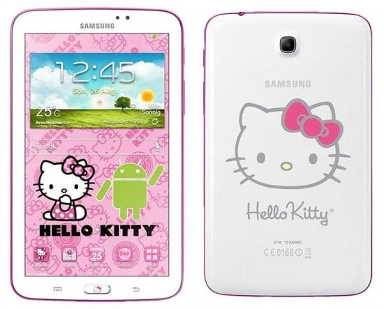 Samsung Galaxy Tab Hello Kitty