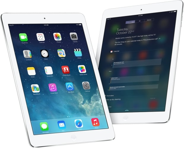 iPad Air w Polsce od 1 listopada