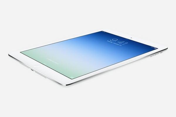 Tabletowo.pl Oto iPad Air, superlekki tablet z ekranem Retina za 2099 złotych Apple Nowości