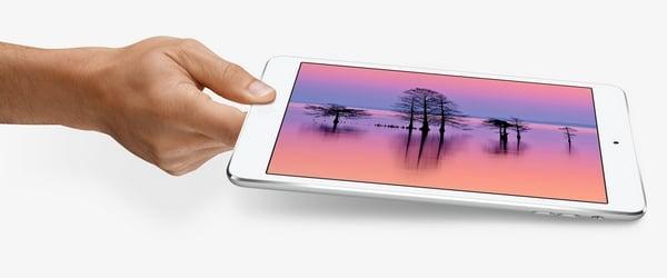 Tabletowo.pl Apple prezentuje iPada mini z ekranem Retina i nowym procesorem A7 Apple Nowości