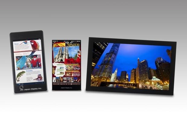 Tabletowo.pl JDI prezentuje 7-calową matrycę o rozdzielczości 2560 x 1600 pikseli Ciekawostki Nowości