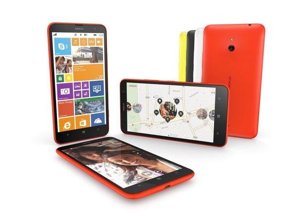 Tabletowo.pl 6-calowa Nokia Lumia 1320 wyceniona na 399 euro Nokia