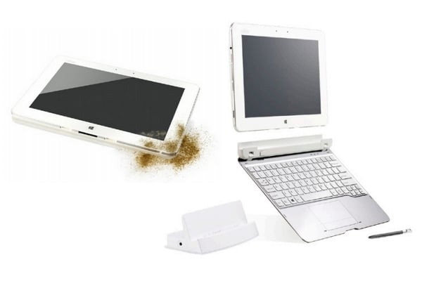 Fujitsu Stylistic Q584: wodoodporny tablet z ekranem o wysokiej rozdzielczości i Windows 8.1 28