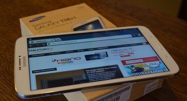 Tabletowo.pl Promocja: Samsung Galaxy Tab 3 8.0 za 1079 złotych Nowości Promocje Samsung