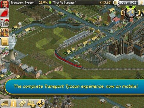 Tabletowo.pl Transport Tycoon debiutuje w App Store i Google Play Aplikacje Nowości