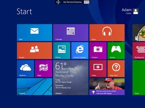 Tabletowo.pl Microsoft Remote Desktop debiutuje w App Store i Google Play Aplikacje Apple Microsoft