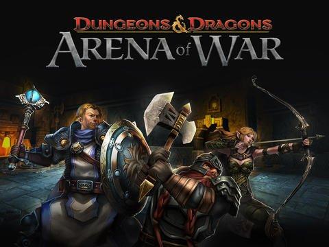 Tabletowo.pl Dungeons and Dragons: Arena of War debiutuje w App Store Aplikacje
