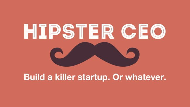 Tabletowo.pl Hipster CEO debiutuje w App Store Aplikacje