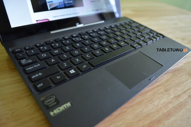 Recenzja tabletu Asus Transformer Book T100