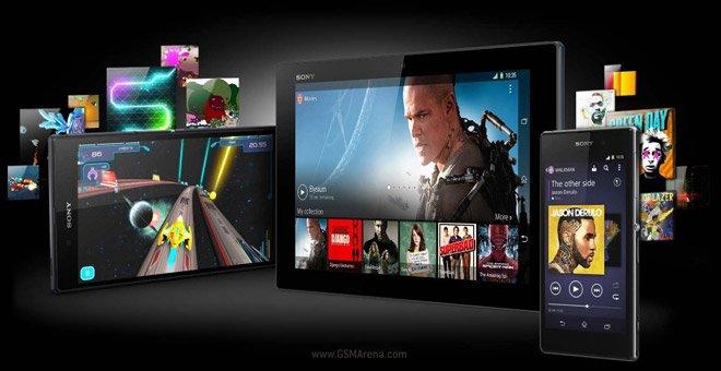 Darmowe gry i filmy dla posiadaczy Sony Xperia Tablet Z