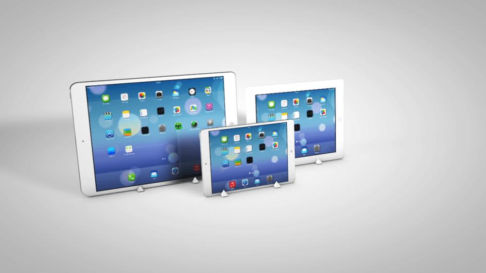 """Tabletowo.pl iPad Pro z matrycą 12,9"""" na początku 2014 roku? Apple Nowości Plotki / Przecieki"""