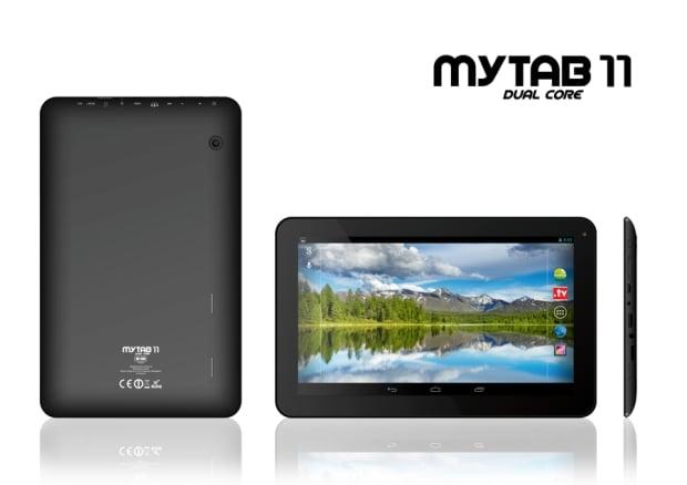 Tabletowo.pl myPhone myTAB 11 Dual Core w Biedronce za 479 złotych i 3-miesięczna licencja na NaviExpert gratis do... sprzętu bez GPS Nowości