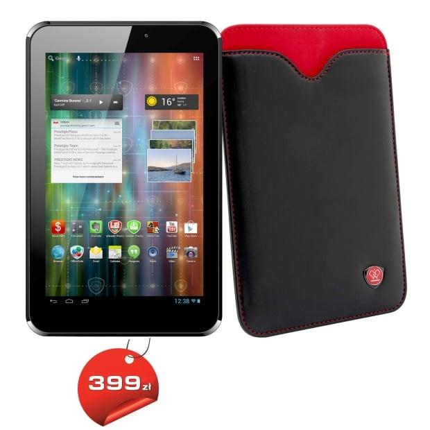 Tabletowo.pl Promocja: Prestigio MultiPad 2 Pro Duo 7 za 399 zł Nowości Promocje