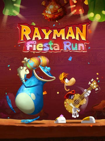Rayman: Fiesta Run debiutuje w wersji na iOS