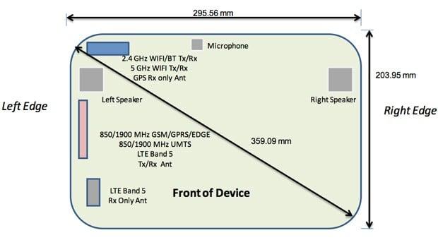 Tabletowo.pl Samsung SM-P905 odwiedza komisję FCC. Premiera Galaxy Note 12.2 coraz bliżej? Plotki / Przecieki Samsung