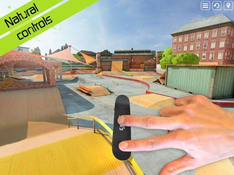 Tabletowo.pl Touchgrind Skate 2 debiutuje w App Store Aplikacje Nowości