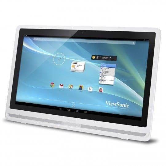 Tabletowo.pl ViewSonic SonicSmart VSD241: połączenie monitora i tabletu z Tegrą 3 i Androidem 4.2 Nowości