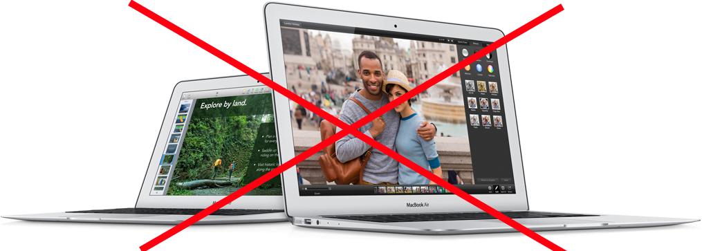 Tabletowo.pl MacBook Air w odstawkę? Zamiast niego duży tablet Apple Nowości Plotki / Przecieki