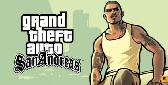 Grand Theft Auto: San Andreas na Androida